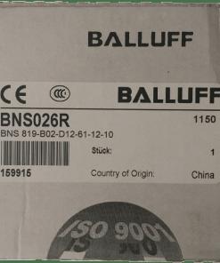 BALLUFF BNS 819-B02-D12-61-12-10 LİMİT SWITCH 3