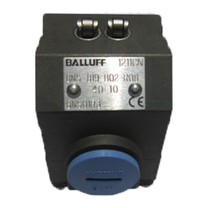 BALLUFF BNS-819-B02-R08-40-10 LİMİT SWITCH