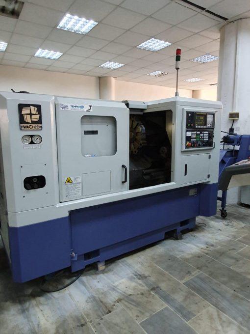Hwacheon HiTech 200CI 10 inç 2004 Model 2