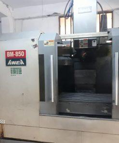 2. El Awea BM850 işleme merkezi