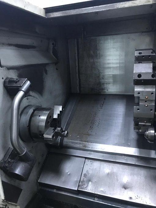 2012 ModelYOUJİ YH 21 CNC torna, 8 inch