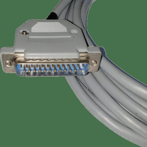 RS232 Kablo 24 pin soket