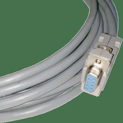 RS232 Kablo 9 pin soket