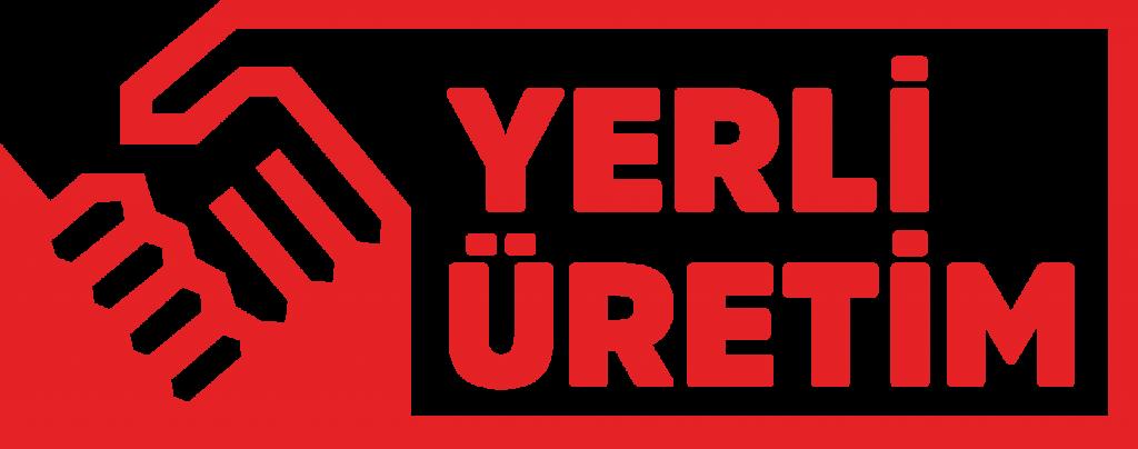 YERLİ ÜRETİM LOGOSU